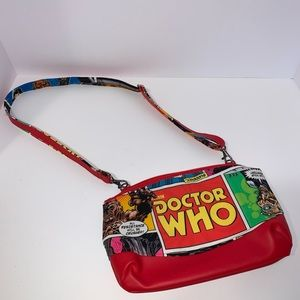 Handbags - Doctor Who purse bag marvel